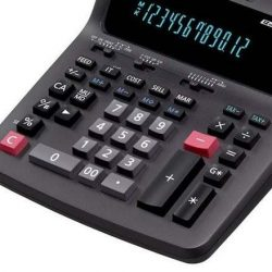 3635 CALCULADORA CASIO DR  120  TM