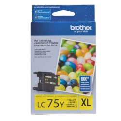 CARTUCHO BROTHER LC - 75  XL   Color     Toner  Original