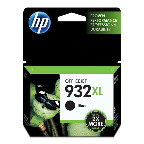 cartucho hp 932 xl CN053AL negro