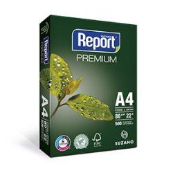 8943 RESMA REPORT IRAM A4      80 Grs.  210 x 297 Cm.  500 Hs.